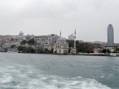 「憧れのトルコ夢紀行」はいろいろと想定外の旅。⑨ボスポラス海峡クルーズ