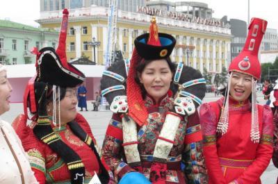 2019夏、モンゴル(2)ナーダム前日