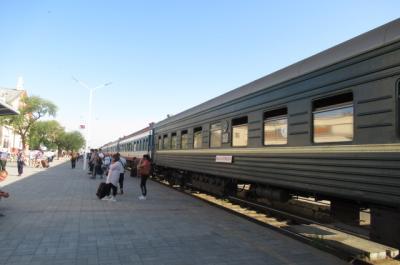 2019夏、モンゴル(6)ウランバートルから陸路中国へ