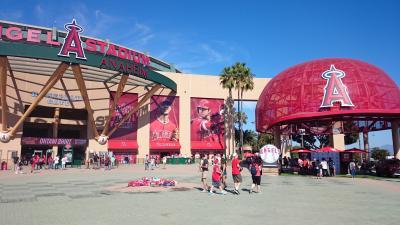 エンゼルス観戦&ディズニーの旅(その2)