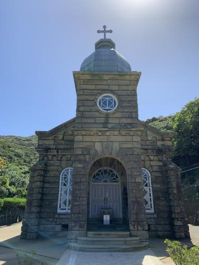 長崎教会巡りと食べ歩き③ハプニングがあった上五島