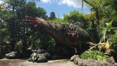 アニマルキングダム  アバター パンドラ 2019 Disney World