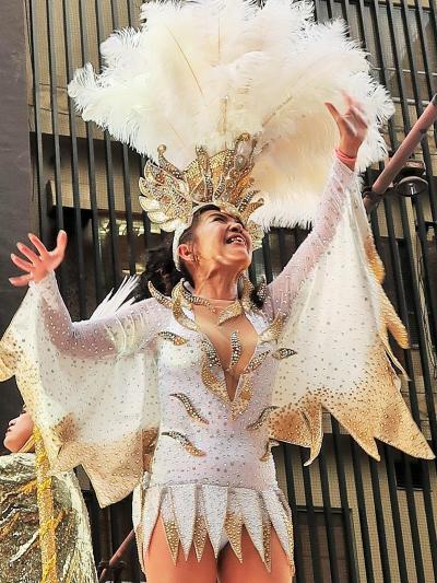 浅草Samba 35 エスコーラ/ヂ/サンバ サウーヂ d ☆準優勝!連続4年おめでとう
