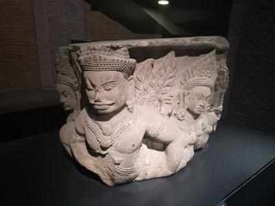 東京国立博物館 東洋館 カンボジア