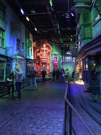London女子旅【THE MAKING OF Harry Potter】