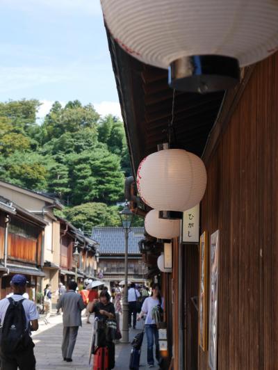 2019金沢初心者旅2 尾山神社・ひがし茶屋街編