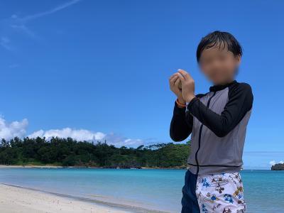 10歳の夏休み 沖縄3日目