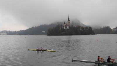 '17 スロベニア(12) -ブレッド湖&ブレッド島1-