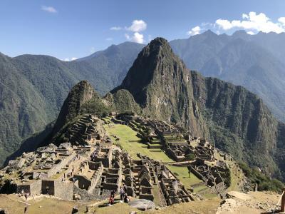 旅物語南米ツアー6日目の1 神秘の国ペルーinマチュピチュ