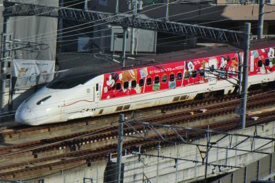 熊本駅の現状とミッキー&ミニー新幹線 2019.9.13