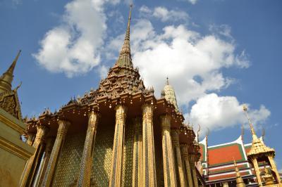 【ワンワールドで行くラウンジの鬼!東南アジア周遊旅行】(5-1)初めてのバンコク~タイ料理事始め