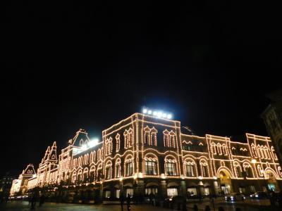 色々と刺激的だったモスクワ旅行