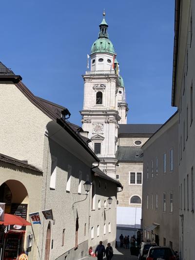 きらめく中欧旅行11日の旅 4日目 ザルツブルク