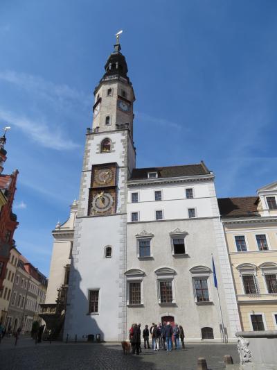 心の安らぎ旅行(2019年5月 Gorlitz ゲルリッツ Part3 Rathaus 市庁舎♪)
