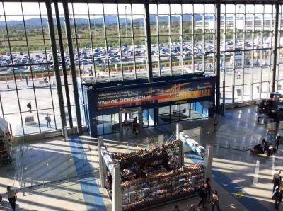 一番近いヨーロッパ!ゆるゆるウラジオストク街歩き・食べ歩き⑤ ウラジオストク空港 全店舗