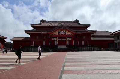 ダブルツリーヒルトン那覇首里城に泊まる9月の沖縄