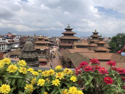 初めてのネパール3人旅(帰りにタイも寄ってきた)②ポカラとパタン