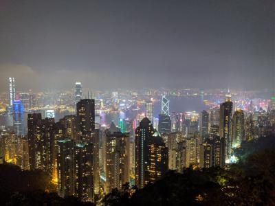 弾丸旅行 in 香港 9.7-9.8  ~日常生活を抜け出しリフレッシュの旅へ~