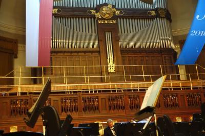 2018 三たびで最後のシニア三人旅 ☆「プラハの春」と「プラハの春音楽祭」