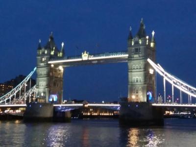 ロンドン二人旅