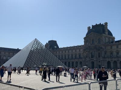 9月のパリを散策♪  オルセー美術館、ロダン美術館とお買い物など