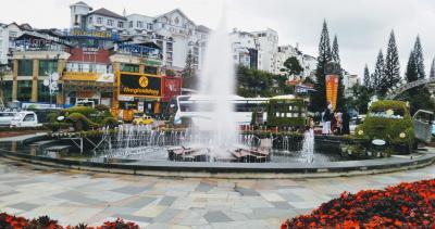 ダラット旅行記【1日目】~ベトナム南部の高原都市で風邪をひく~