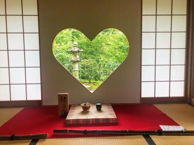 1泊2日で京都女子旅① ~正寿院・平等院鳳凰堂・源氏物語ミュージアム~