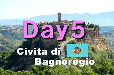 Bon Voyage! イタリア満喫8日間の旅 2019夏 ~5日目 Part1~「天空の村 チヴィタ」