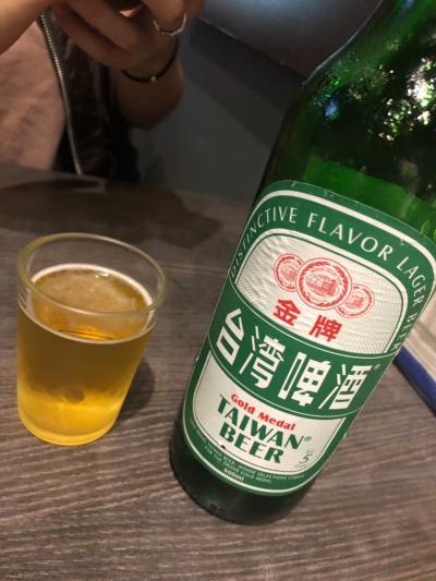 初めての台湾!!