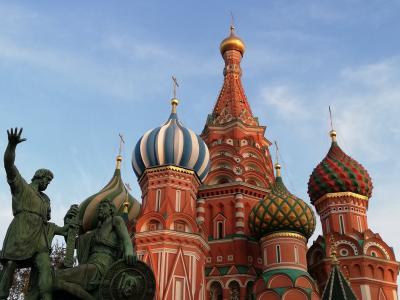 モスクワ~サンクトペテルブルグ観光1