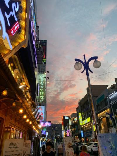 7度目の韓国、初めての釜山!