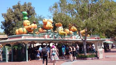 エンゼルス観戦&ディズニーの旅(その3)