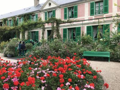 2019パリ7泊 50代&20代女子 波乱万丈の旅④ ジヴェルニーに心酔する パリのストを乗り切れ!
