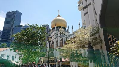 気ままに趣味旅 シンガポールへ(1.2日目)