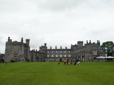 アイルランド・イギリス2019夏旅行記 【3】キルケニー1