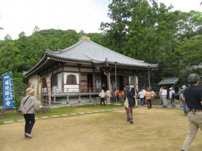補陀洛山寺から熊野本宮大社へ