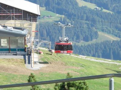 2019夏のスイス旅【49】アッペンツェルからヴァッサーラウエン経由でエベンアルプへ