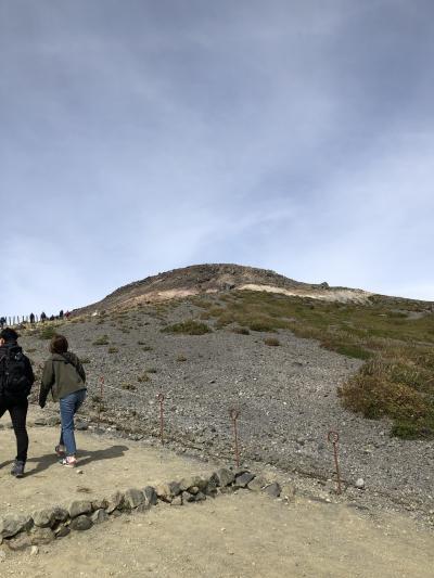 那須岳(茶臼岳)初めての登山