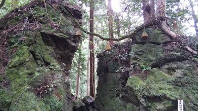 神秘の神社  室生龍穴神社