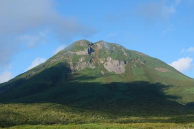 道東登山の旅② 斜里岳