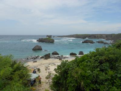 宮古島でシュノーケリング三昧vol.4~白波の「中の島ビーチ」