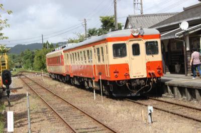 いすみ鉄道・小湊鉄道に乗ってガタゴト房総横断旅行