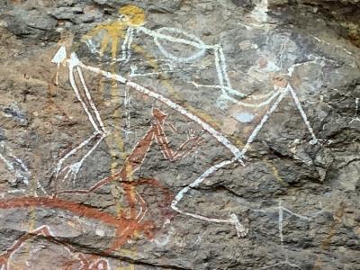 オーストラリア縦断旅行その2(カカドゥ国立公園ツアー1日目)