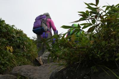 初秋のオヤマリンドウを見に霊山飯縄山へ