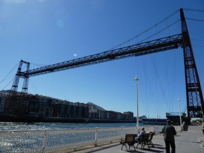 ビルバオスペインアートで再生した第3の都市。グッゲンハイム美術館とビスカヤ橋