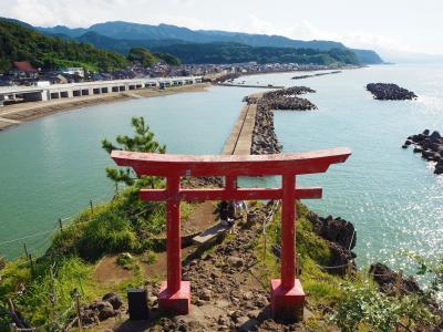 新潟1人ドライブ、車中泊で糸魚川や上越へ 【前編】