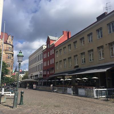 2019 北欧旅行 2 マルメで街歩き編
