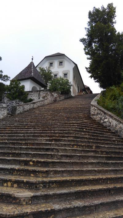 '17 スロベニア(13) -ブレッド湖&ブレッド島2-