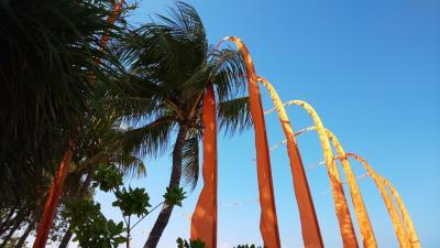 神々の息遣いを感じる場所―バリ島の休日 ① マレーシア航空 ビジネスクラスでまずはクアラルンプールへ