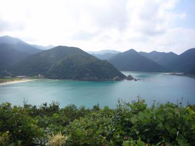 晴天に恵まれた長崎 軍艦島や福江島で絶景を満喫③ 福江島編